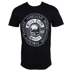 t-shirt metal men's Black Label Society - STRENGTH - PLASTIC HEAD, PLASTIC HEAD, Black Label Society