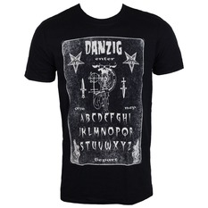 t-shirt metal men's Danzig - OUIJA BOARD - PLASTIC HEAD, PLASTIC HEAD, Danzig