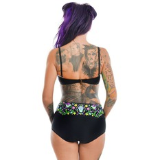 swimsuits women TOO FAST - SUGAR EMBROIDERY, TOO FAST