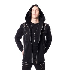 Men's spring-autumn jacket VIXXSIN - DAMIAN - BLACK