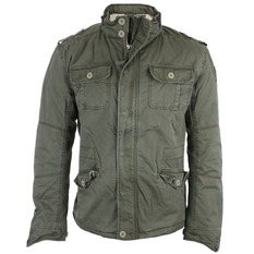 winter men´s jacket BRANDIT - Britannia - Olive, BRANDIT