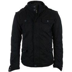 winter men´s jacket BRANDIT - Britannia - Black, BRANDIT