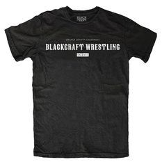 t-shirt men's - Wrestling - BLACK CRAFT, BLACK CRAFT