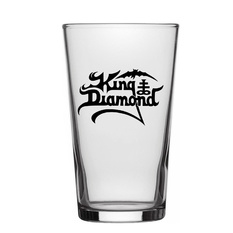 Glass King Diamond - Logo - RAZAMATAZ, RAZAMATAZ, King Diamond