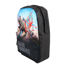 Backpack IRON MAIDEN - TROOPER, NNM, Iron Maiden
