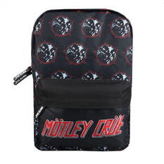 backpack Mötley Crüe - HEAVY METAL - POWER, NNM, Mötley Crüe