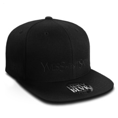 Cap HOLY BLVK - YVES SAINT SATAN ALL BLK, HOLY BLVK