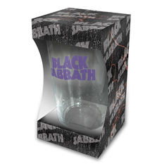 Glass Black Sabbath - Purple Logo - RAZAMATAZ, RAZAMATAZ, Black Sabbath
