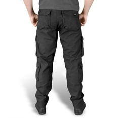 Pants Men's SURPLUS - AIRBORNE - SLIMMY SCHWARZ, SURPLUS