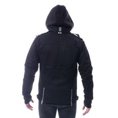 men´s jacket Vixxsin - BRANDO - BLACK