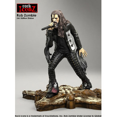 Statue/ Figure Rob Zombie - Rock Iconz, KNUCKLEBONZ, Rob Zombie