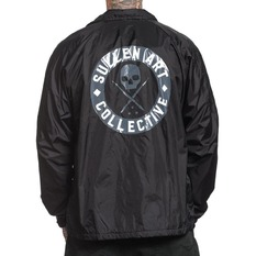 men´s jacket SULLEN - BOH BREAKER - BLACK, SULLEN