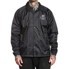 men´s jacket SULLEN - IRON HAND - BLACK, SULLEN