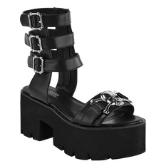 Wedge shoes women's - KILLSTAR, KILLSTAR
