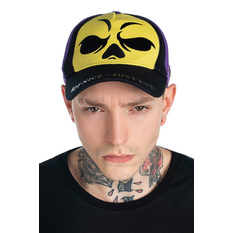 Cap KILLSTAR - Skeletor - BLACK, KILLSTAR