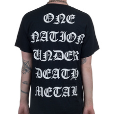 Men's t-shirt Carnifex - Liberty - Black - INDIEMERCH, INDIEMERCH, Carnifex