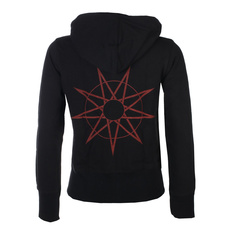Women's hoodie Slipknot - 9-Point Star Back - ROCK OFF, ROCK OFF, Slipknot