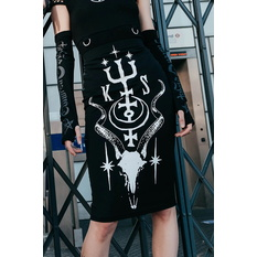 Women's skirt KILLSTAR - Altered - States, KILLSTAR