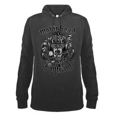 hoodie men's Motörhead - Snaggletooth - AMPLIFIED, AMPLIFIED, Motörhead
