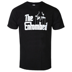 t-shirt metal men's Entombed - GODFATHER - PLASTIC HEAD, PLASTIC HEAD, Entombed