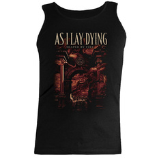 Men's tank top AS I LAY DYING - Shaped by fire - NUCLEAR BLAST, NUCLEAR BLAST, As I Lay Dying
