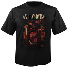t-shirt metal men's As I Lay Dying - Shaped by fire - NUCLEAR BLAST, NUCLEAR BLAST, As I Lay Dying