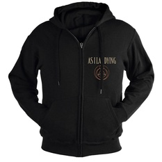hoodie men's As I Lay Dying - Shaped by fire - NUCLEAR BLAST, NUCLEAR BLAST, As I Lay Dying