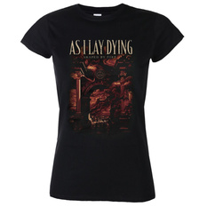 t-shirt metal women's As I Lay Dying - Shaped by fire - NUCLEAR BLAST, NUCLEAR BLAST, As I Lay Dying