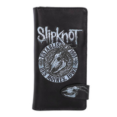 Wallet Slipknot - Flaming Goat, NNM, Slipknot