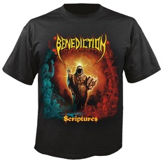 Men's t-shirt BENEDICTION - Scriptures - NUCLEAR BLAST, NUCLEAR BLAST, Benediction