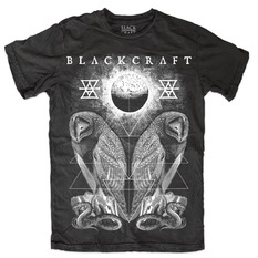 t-shirt men's - Clairvoyant - BLACK CRAFT, BLACK CRAFT