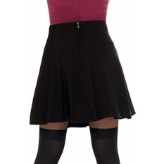 Women's skirt KILLSTAR - Dark Academy - BLACK, KILLSTAR
