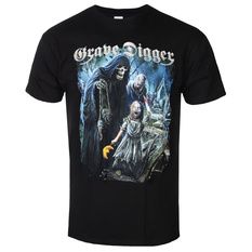 t-shirt metal men's Grave Digger - The Living Dead - NAPALM RECORDS, NAPALM RECORDS, Grave Digger