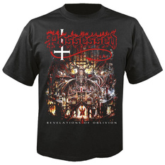 t-shirt metal men's Possessed - Revelations Of Oblivion - NUCLEAR BLAST, NUCLEAR BLAST, Possessed