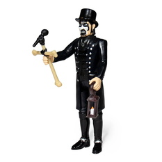Action figure King Diamond - ReAction Action Figure Top Hat, NNM, King Diamond
