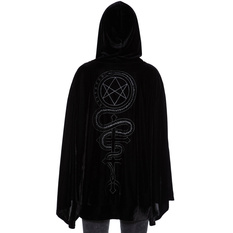 Women's hoodie KILLSTAR - Eclipse - The Sun Cloak, KILLSTAR