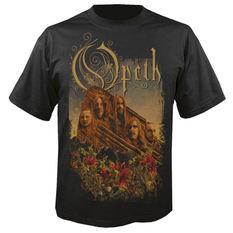 t-shirt metal men's Opeth - Garden of the titans - NUCLEAR BLAST, NUCLEAR BLAST, Opeth