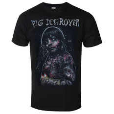 Men's t-shirt Pig Destroyer - Painter Of Dead Girls - Black - INDIEMERCH, INDIEMERCH, Pig Destroyer