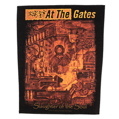 Large patch At The Gates - Slaughter Of The Soul - RAZAMATAZ, RAZAMATAZ, At The Gates