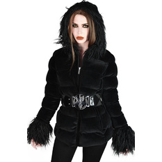 Women's coat KILLSTAR - Gates Of Hell, KILLSTAR
