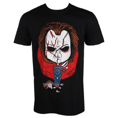 t-shirt hardcore men's - CHUCKY - GRIMM DESIGNS, GRIMM DESIGNS