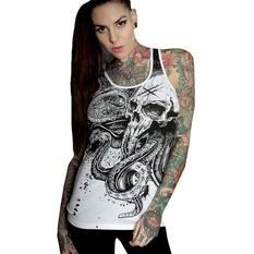 Women's top HYRAW - Graphic - KRAKEN, HYRAW