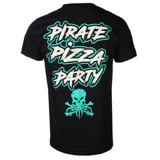 t-shirt men ALESTORM - PIRATE PIZZA PARTY - PLASTIC HEAD, PLASTIC HEAD, Alestorm