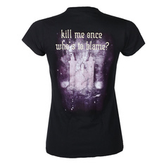 t-shirt metal women's Children of Bodom - Kill me once - NUCLEAR BLAST, NUCLEAR BLAST, Children of Bodom