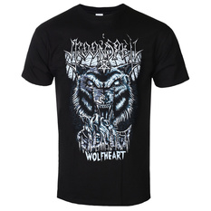 t-shirt metal men's Moonspell - WOLFHEART - PLASTIC HEAD, PLASTIC HEAD, Moonspell