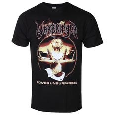 Men's T-shirt WARBRINGER - Power Unsurpassed - NAPALM RECORDS, NAPALM RECORDS, Warbringer