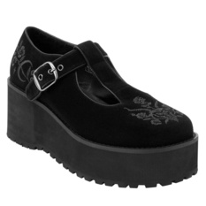 Women's shoes KILLSTAR - Luci-Fairy Mary, KILLSTAR