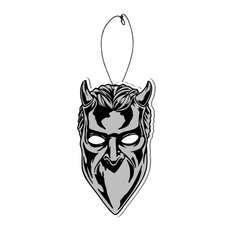 Car air freshener Ghost - Nameless Ghoul - Strawberry