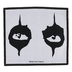 patch ALICE COOPER - THE EYES - RAZAMATAZ, RAZAMATAZ, Alice Cooper
