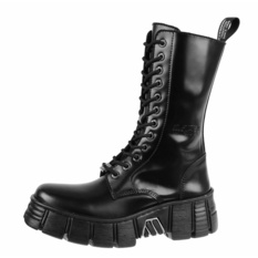 boots NEW ROCK - ANTIK NEGRO - TOWER - M.WALL027N-C2